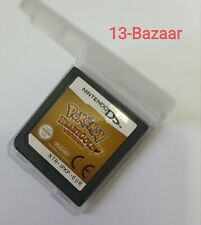 Pokemon HeartGold Heart Gold Version (Nintendo DS) Game card Cartridge 3/2 DS UK