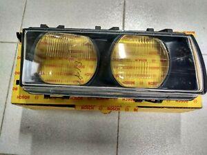 BMW E36 Headlight lens right Euro Bosch !NEW! OEM 63128363506