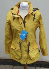 NEW - TARGET DRY 'Layla' breathable waterproof nautical jacket rain coat Size 10