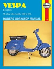 Vespa Scooters (59 - 78) by Haynes Publishing 9780856961267 | Brand New