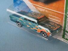 Hot Wheels 1964 Pontiac GTO Green Treasure Hunt '64