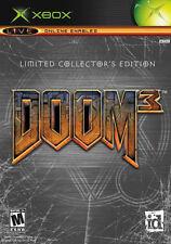 Doom 3: Edición de Coleccionista Limitada (Xbox), buen Xbox Video Juegos