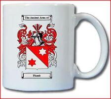PLUMB (GERMAN) COAT OF ARMS COFFEE MUG