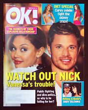 NICK LACHEY Roselyn Sanchez POPPY MONTGOMERY Claire Forlani KATE HUDSON 2006