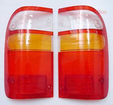 TOYOTA HILUX MK5 2-5TD D4D REAR TAIL LIGHT BACK LAMP LENS LEGAL 2001-2005 02 03
