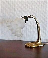 Jugendstil Tischlampe Schreibtischlampe Tischleuchter Art Nouveau Table Lamp