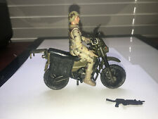 1:18 ELITE FORCE MOTOCYCLE LOOSE MODERN MILITARY ARMY