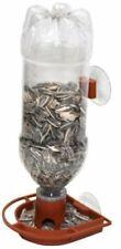 New listing Soda Bottle Window Bird Feeder Suctions to Windows Weatherproof Bluejay Feeding