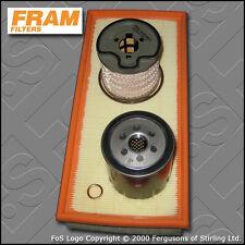 SERVICE KIT FIAT SCUDO 2.0 JTD FRAM OIL AIR FUEL FILTERS CHOICE (1999-2006)
