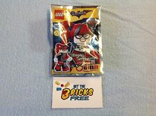Lego Batman Movie 211804 Harley Quinn Foil Pack New/Sealed/Hard to Find