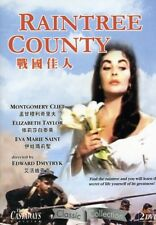 Raintree County [New DVD] Asia - Import, Hong Kong - Import, NTSC Form