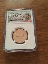 2016D Sacagawea Dollar Coin MS67 ER From The Annual Dollar Coin Set