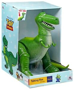 Disney Toy Story Rex Talking Action Figure [2021]
