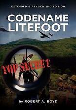 Codename Litefoot by Robert Boyd (2011, Paperback)