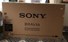 "Sony BRAVIA BZ35F 65"" Class HDR 4K UHD Commercial Diplay"