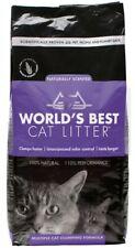 Worlds Best Cat Litter Lavender Clumping 12.7kg