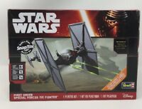 Disney Star Wars First Order Special Forces Tie Fighter Revell Build & Play Kit