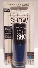 Vernis à Ongles Color Show 661 Ocean Blue Gemey Maybelline