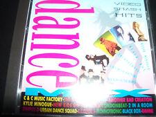 Video Smash Hits Dance Mix Promo CD – Kylie Minogue KLF Snap C & C Music Factory
