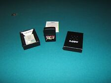 ~ ZIPPO CHEVY  ACCESSORY  LIGHTER SMOKING FIRE ~ RACING BOWTIE LOGO ~ A  XVI