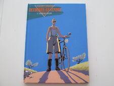 L'OISEAU NOIR EO1992 TBE/TTBE DETHOREY LE TENDRE EDITION ORIGINALE