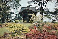 Japanese Gateway Royal Botanic Gardens Kew Postcard unused VGC