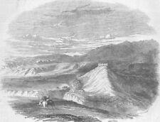 PAKISTAN. Punjab. Ribersee Ft , antique print, 1846
