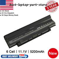J1KND Battery for Dell Inspiron 3420 3520 N5110 N5010 N4110 N4010 N7110 Lot BEST