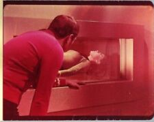 Star Trek TOS 35mm Film Clip Slide Lights of Zetar Scotty Mira Romaine 3.18.3