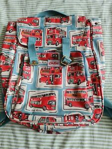 Cath Kidson Cath Kids Red London Bus Back Pack
