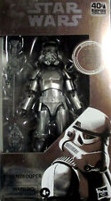 "STAR WARS The Black Series - Stormtrooper (CARBONIZED) 6"" / 15 cm Hasbro"