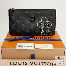 NEW AUTHENTIC LOUIS VUITTON POCHETTE APOLLO PM VIVIENNE ECLIPSE Monogram M62897