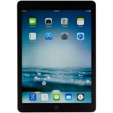 "Apple iPad Air 1st Gen 9.7"" 32GB MD786LL/A A1474 Space Gray Wi-Fi iOS 12"