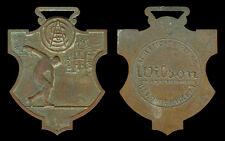 1920's Philippine WILSON Athletic Supply / Equipment T. Pinpin Manila P.I. Medal