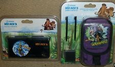 Nintendo DSi Ice Age 3 Pack accessoires NEUF! CONSOLE GAME CASE Coque Stylet