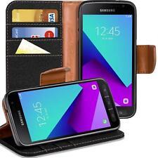 Schutzhülle Samsung Galaxy XCover Etui 4 Hülle Flip Case Handy Tasche Klapphülle