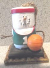 Vintage Midwest of Cannon Falls S'more Basketball Player Ornament