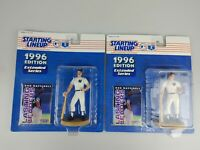 2x Don Mattingly 1996 New York Yankees MLB Baseball Starting Lineup SLU