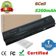 Pour  HP Compaq Presario A900 V3000 V6000 C700 F500 F700 V6500Z Laptop Batterie