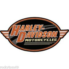 "Harley-Davidson® Bike Show X-Large Patch EM032544 10"" W x 4 3/8"" H RETIRED!!!!"