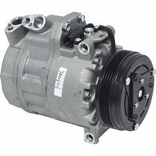 New AC Compressor Fits: 2004 - 2006 BMW X5 4.4L DOHC Replaces Calsonic CSV717