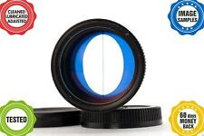 16KP 1.2/50mm super fast lens m4/3 MFT mount with ANAMORPHIC BOKEH&FLARE