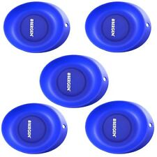 5 Oval Magnetic Part Tray Dish Storage Holder Steel Construction Plastic Coating