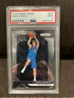 2018 Panini Prizm Luka Doncic Rookie Card RC #280 PSA 9 MINT