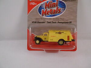 Classic Metal Works 41/46 Chevrolet-Tank Truck-Pennsylvania Oil #30335