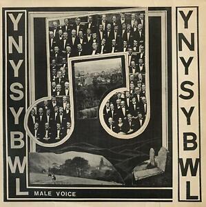 Ynysybwl Male Voice Choir - Ynysybwl Male Voice Choir (LP) (VG/VG-)