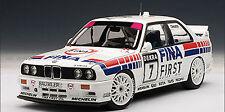 "AUTOART 1992 BMW M3 DTM ""FINA"" CECOTTO #7 1:18**New Release**Super Hot!"