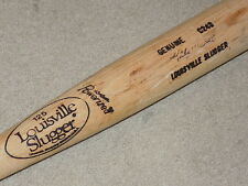 Kirby Puckett H&B Game Used Bat 1986 Minnesota Twins PSA DNA GU 9