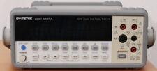 Digitalmultimeter GDM-8251A, Dual Display, 120000 Counts, dB-Messungen