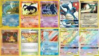 Pokemon Tcg Vintage New Staples Holo Foils Shining Charizard Mew Only 400 Packs